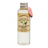 Масло для лица массажное с жасмином, жожоба и сладким миндалем Organic Tai Face Massage Jasmine Absolute, Jojoba & Sweet Almond 120 мл