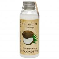Чистое кокосовое масло холодного отжима для тела и волос OrganicTai, 100 мл