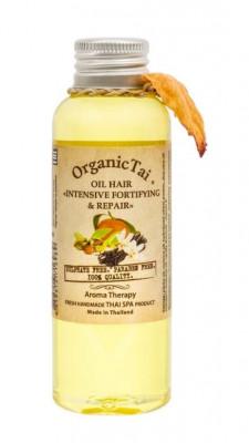 Масло для волос для интенсивного укрепления и восстановления Organic Tai Oil Hair Intensive Fortifying & Repair 120 мл: фото